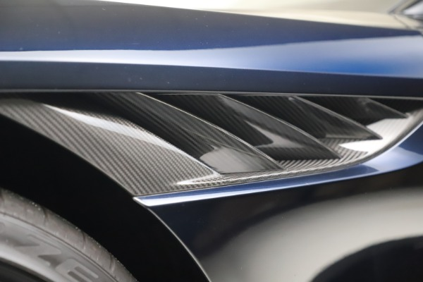 New 2020 Aston Martin DBS Superleggera Coupe for sale $371,006 at Alfa Romeo of Westport in Westport CT 06880 26