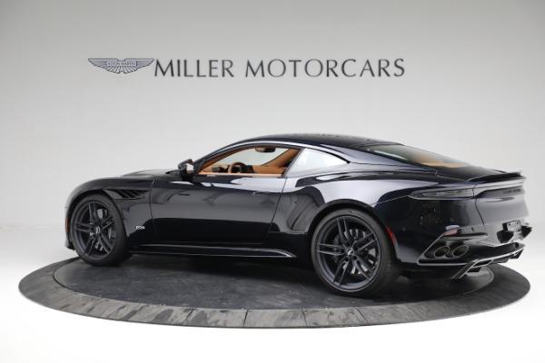 New 2020 Aston Martin DBS Superleggera Coupe for sale $371,006 at Alfa Romeo of Westport in Westport CT 06880 3