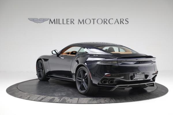 New 2020 Aston Martin DBS Superleggera Coupe for sale $371,006 at Alfa Romeo of Westport in Westport CT 06880 4