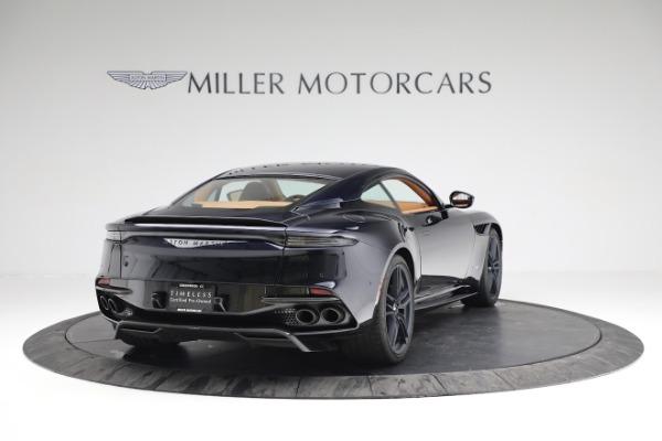 New 2020 Aston Martin DBS Superleggera Coupe for sale $371,006 at Alfa Romeo of Westport in Westport CT 06880 6