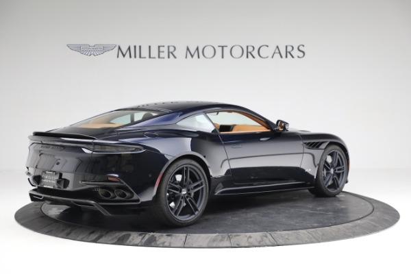 New 2020 Aston Martin DBS Superleggera Coupe for sale $371,006 at Alfa Romeo of Westport in Westport CT 06880 7