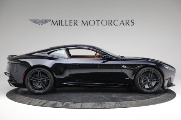 New 2020 Aston Martin DBS Superleggera Coupe for sale $371,006 at Alfa Romeo of Westport in Westport CT 06880 8