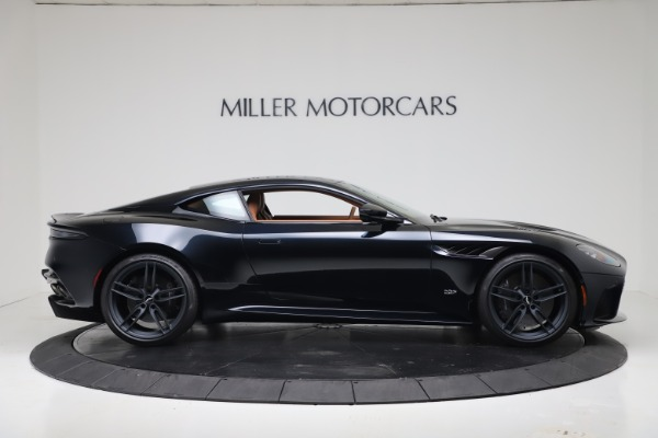 New 2020 Aston Martin DBS Superleggera Coupe for sale $371,006 at Alfa Romeo of Westport in Westport CT 06880 9
