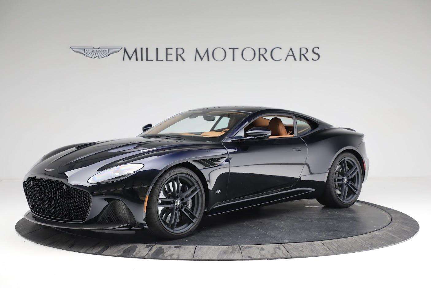 New 2020 Aston Martin DBS Superleggera Coupe for sale $371,006 at Alfa Romeo of Westport in Westport CT 06880 1