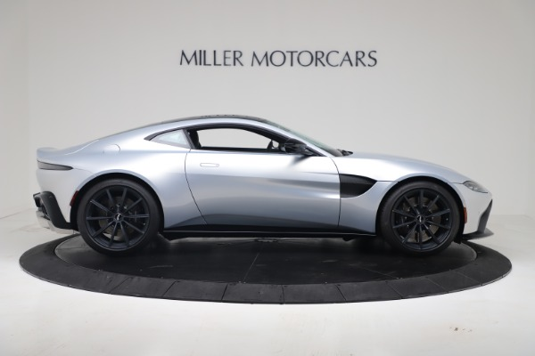 New 2020 Aston Martin Vantage Coupe for sale Sold at Alfa Romeo of Westport in Westport CT 06880 12