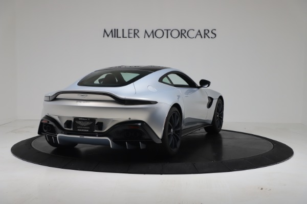 New 2020 Aston Martin Vantage Coupe for sale Sold at Alfa Romeo of Westport in Westport CT 06880 15