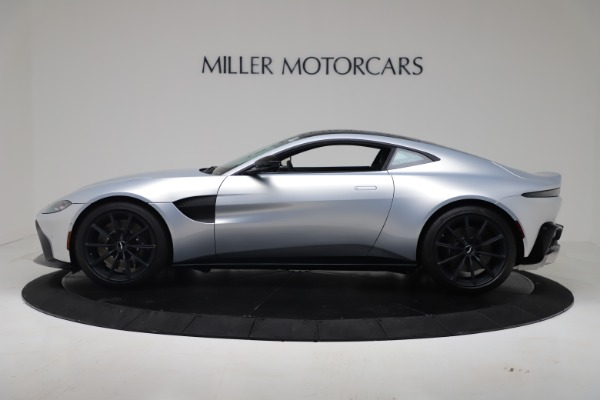 New 2020 Aston Martin Vantage Coupe for sale Sold at Alfa Romeo of Westport in Westport CT 06880 24