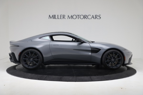 New 2020 Aston Martin Vantage Coupe for sale Sold at Alfa Romeo of Westport in Westport CT 06880 11