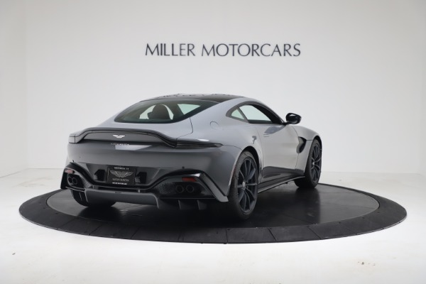 New 2020 Aston Martin Vantage Coupe for sale Sold at Alfa Romeo of Westport in Westport CT 06880 16