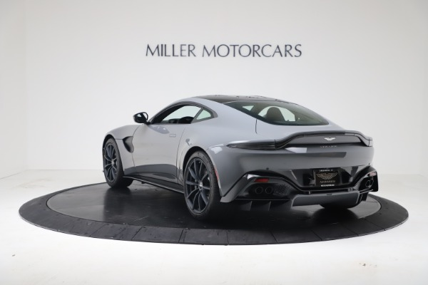 New 2020 Aston Martin Vantage Coupe for sale Sold at Alfa Romeo of Westport in Westport CT 06880 20