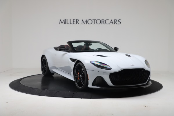 New 2020 Aston Martin DBS Superleggera Volante Convertible for sale Sold at Alfa Romeo of Westport in Westport CT 06880 10