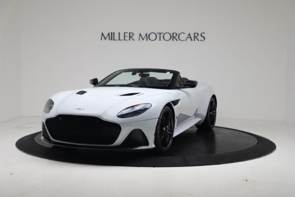 New 2020 Aston Martin DBS Superleggera Volante Convertible for sale Sold at Alfa Romeo of Westport in Westport CT 06880 12