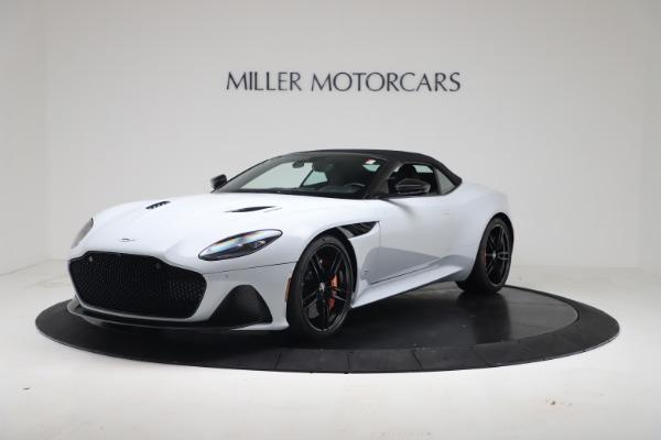 New 2020 Aston Martin DBS Superleggera Volante Convertible for sale Sold at Alfa Romeo of Westport in Westport CT 06880 13