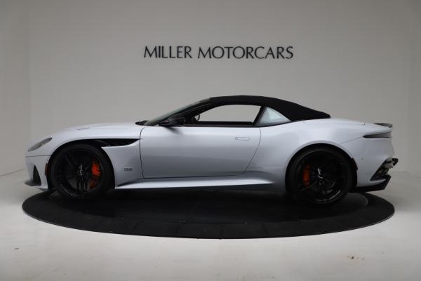 New 2020 Aston Martin DBS Superleggera Volante Convertible for sale Sold at Alfa Romeo of Westport in Westport CT 06880 14