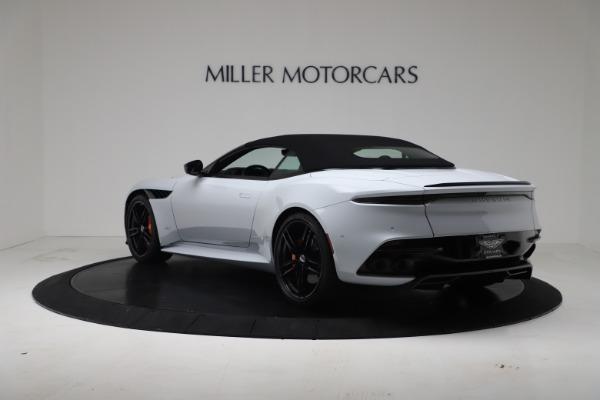 New 2020 Aston Martin DBS Superleggera Volante Convertible for sale Sold at Alfa Romeo of Westport in Westport CT 06880 15