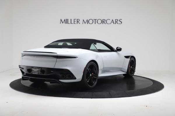 New 2020 Aston Martin DBS Superleggera Volante Convertible for sale Sold at Alfa Romeo of Westport in Westport CT 06880 16