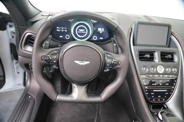 New 2020 Aston Martin DBS Superleggera Volante Convertible for sale Sold at Alfa Romeo of Westport in Westport CT 06880 21