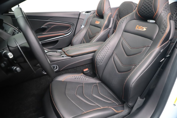 New 2020 Aston Martin DBS Superleggera Volante Convertible for sale Sold at Alfa Romeo of Westport in Westport CT 06880 22