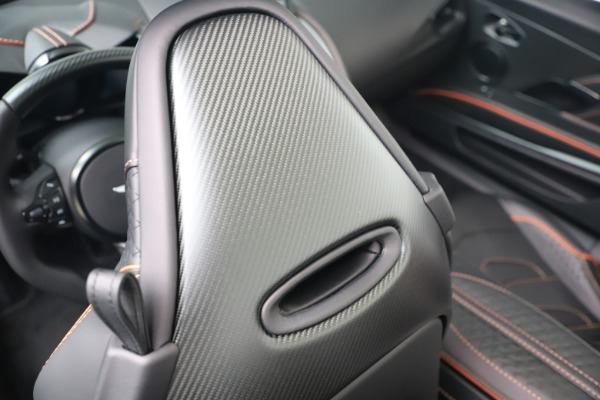 New 2020 Aston Martin DBS Superleggera Volante Convertible for sale Sold at Alfa Romeo of Westport in Westport CT 06880 26