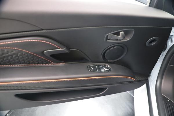 New 2020 Aston Martin DBS Superleggera Volante Convertible for sale Sold at Alfa Romeo of Westport in Westport CT 06880 28