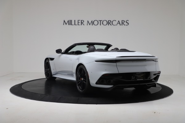 New 2020 Aston Martin DBS Superleggera Volante Convertible for sale Sold at Alfa Romeo of Westport in Westport CT 06880 4