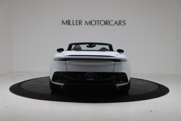New 2020 Aston Martin DBS Superleggera Volante Convertible for sale Sold at Alfa Romeo of Westport in Westport CT 06880 5
