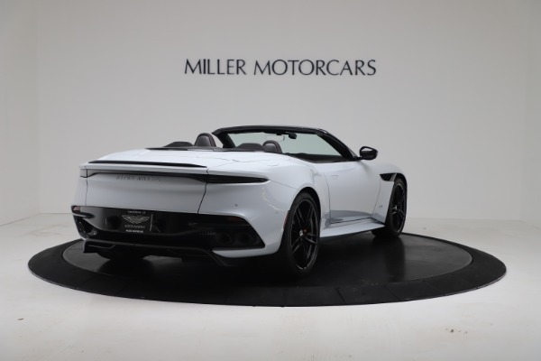 New 2020 Aston Martin DBS Superleggera Volante Convertible for sale Sold at Alfa Romeo of Westport in Westport CT 06880 6