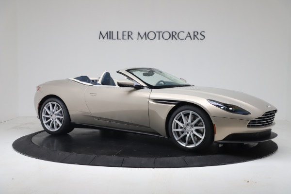 New 2020 Aston Martin DB11 Volante Convertible for sale $255,556 at Alfa Romeo of Westport in Westport CT 06880 10
