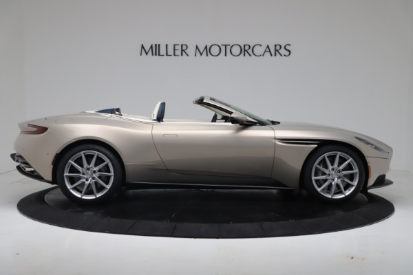 New 2020 Aston Martin DB11 Volante Convertible for sale $255,556 at Alfa Romeo of Westport in Westport CT 06880 11