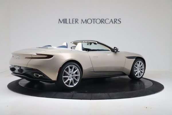 New 2020 Aston Martin DB11 Volante Convertible for sale $255,556 at Alfa Romeo of Westport in Westport CT 06880 13