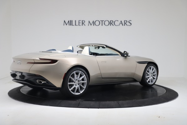 New 2020 Aston Martin DB11 Volante Convertible for sale $255,556 at Alfa Romeo of Westport in Westport CT 06880 14