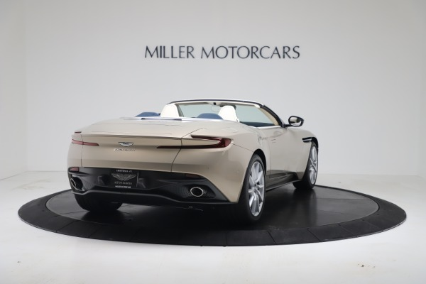 New 2020 Aston Martin DB11 Volante Convertible for sale $255,556 at Alfa Romeo of Westport in Westport CT 06880 15