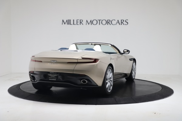 New 2020 Aston Martin DB11 Volante Convertible for sale $255,556 at Alfa Romeo of Westport in Westport CT 06880 16