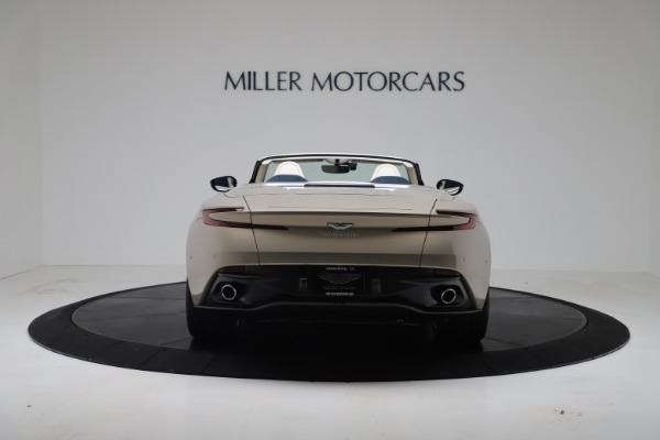 New 2020 Aston Martin DB11 Volante Convertible for sale $255,556 at Alfa Romeo of Westport in Westport CT 06880 17