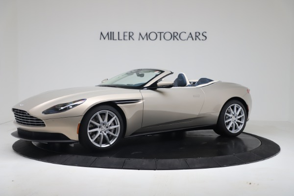 New 2020 Aston Martin DB11 Volante Convertible for sale $255,556 at Alfa Romeo of Westport in Westport CT 06880 2