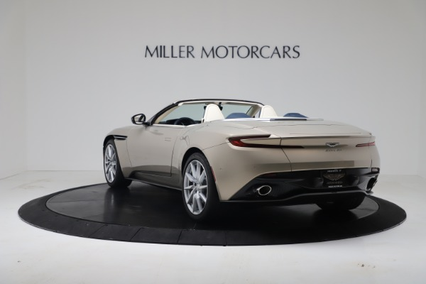 New 2020 Aston Martin DB11 Volante Convertible for sale $255,556 at Alfa Romeo of Westport in Westport CT 06880 20