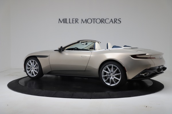 New 2020 Aston Martin DB11 Volante Convertible for sale $255,556 at Alfa Romeo of Westport in Westport CT 06880 22