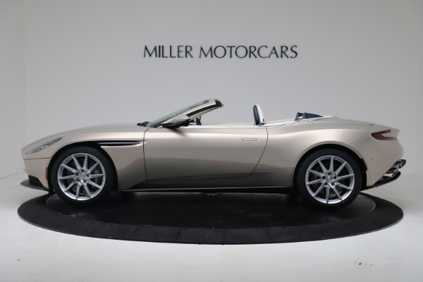 New 2020 Aston Martin DB11 Volante Convertible for sale $255,556 at Alfa Romeo of Westport in Westport CT 06880 23