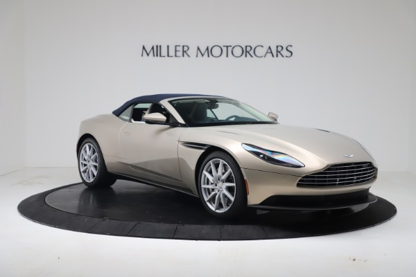 New 2020 Aston Martin DB11 Volante Convertible for sale $255,556 at Alfa Romeo of Westport in Westport CT 06880 27