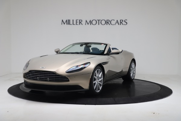 New 2020 Aston Martin DB11 Volante Convertible for sale $255,556 at Alfa Romeo of Westport in Westport CT 06880 3