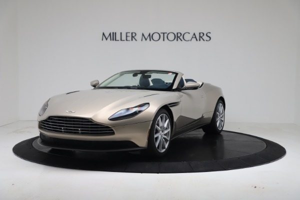 New 2020 Aston Martin DB11 Volante Convertible for sale $255,556 at Alfa Romeo of Westport in Westport CT 06880 4
