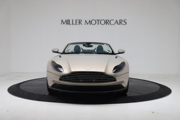 New 2020 Aston Martin DB11 Volante Convertible for sale $255,556 at Alfa Romeo of Westport in Westport CT 06880 5