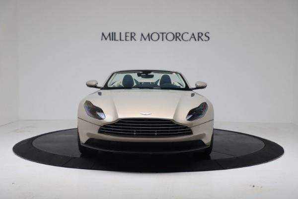 New 2020 Aston Martin DB11 Volante Convertible for sale $255,556 at Alfa Romeo of Westport in Westport CT 06880 6