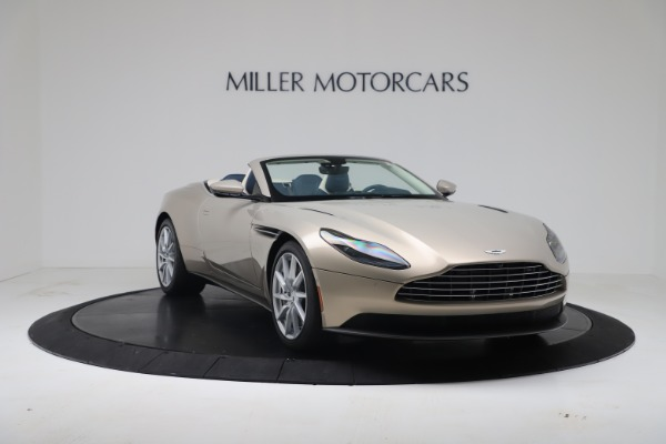New 2020 Aston Martin DB11 Volante Convertible for sale $255,556 at Alfa Romeo of Westport in Westport CT 06880 8
