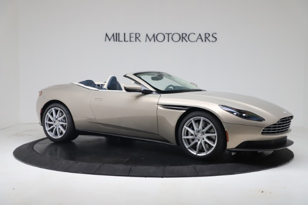 New 2020 Aston Martin DB11 Volante Convertible for sale $255,556 at Alfa Romeo of Westport in Westport CT 06880 9