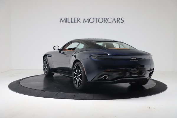 New 2020 Aston Martin DB11 V8 Coupe for sale $231,691 at Alfa Romeo of Westport in Westport CT 06880 10