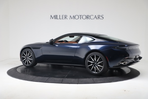 New 2020 Aston Martin DB11 V8 Coupe for sale $231,691 at Alfa Romeo of Westport in Westport CT 06880 11