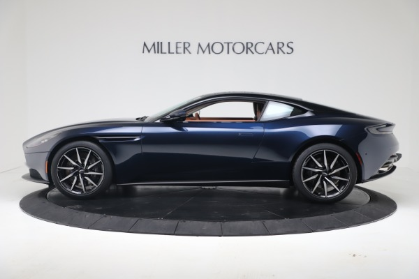 Used 2020 Aston Martin DB11 V8 Coupe for sale $199,990 at Alfa Romeo of Westport in Westport CT 06880 12