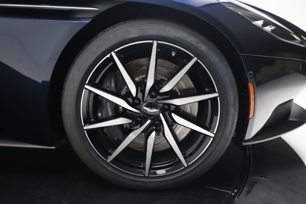 Used 2020 Aston Martin DB11 V8 Coupe for sale $199,990 at Alfa Romeo of Westport in Westport CT 06880 13
