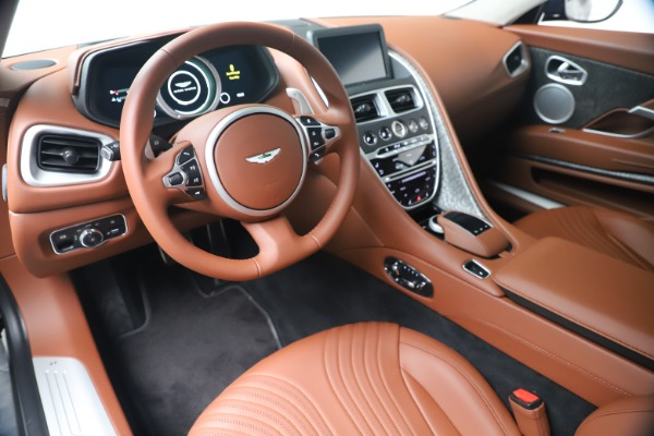 New 2020 Aston Martin DB11 V8 Coupe for sale $231,691 at Alfa Romeo of Westport in Westport CT 06880 14